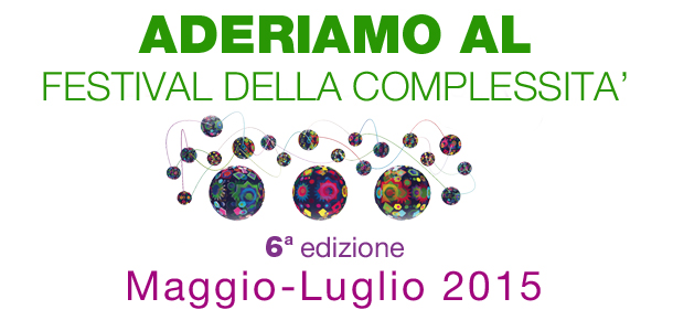 Festival della Complessità 2015