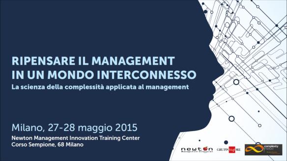 Seminario del 27-28 Maggio 2015, Milano