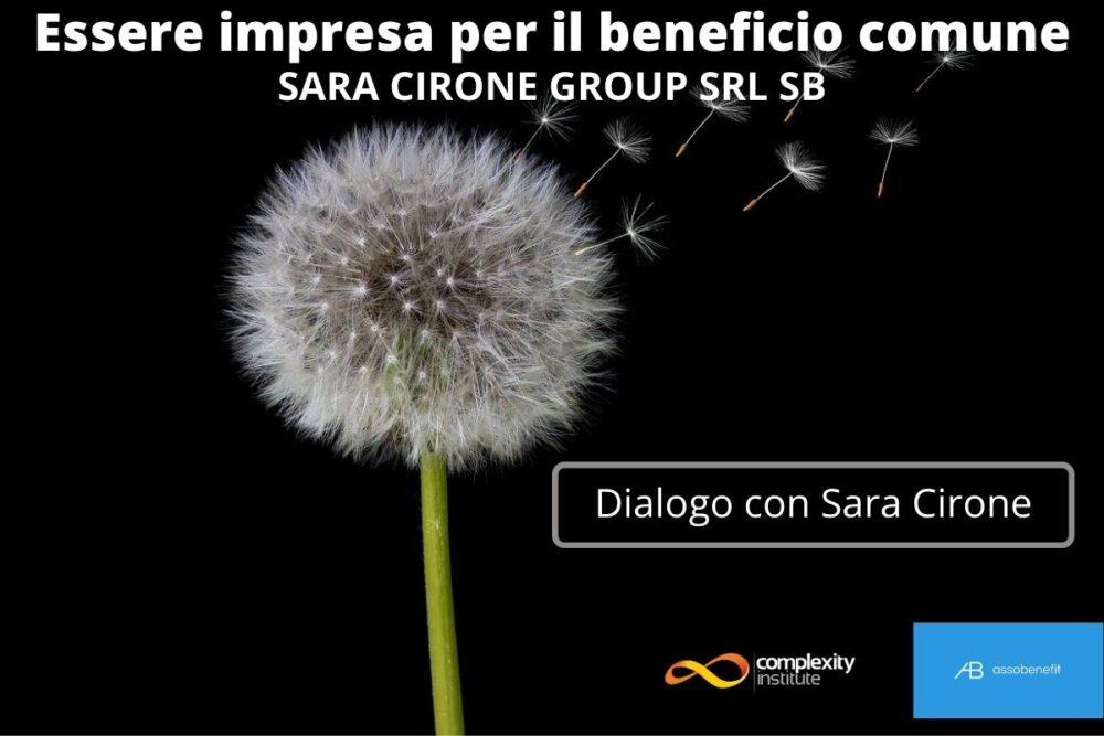 Sara Cirone Group-Beneficio comune