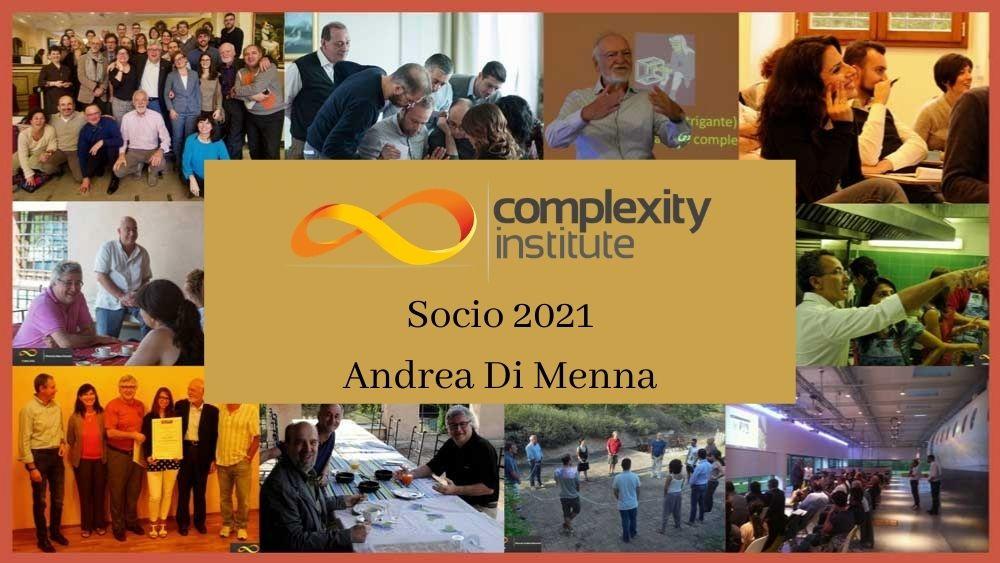 Socio 2021 - Andrea Di Menna